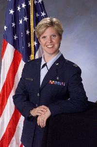 Major Tamra C. Weatherbee