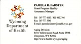 Pamela Farster