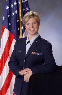 Major Tamra C. Weatherbee
